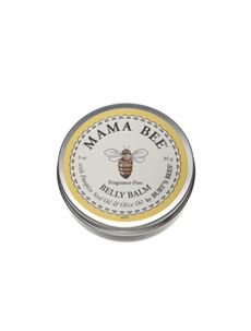 Great Product - recommend! Burts Bees Mama Bee Belly Balm. Must have for the knocked-up types..