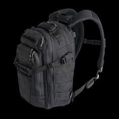 First Tactical Specialist Half-Day Backpack in Black