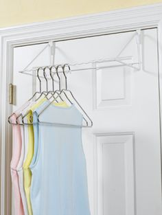 I need this in the laundry room, even if it's just to hold hangers...