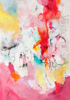 Canvas, art, home decor, abstract, wall decor, contemporary, acrylic painting, contemporary art, abstract painting, canvas painting by VictoriAtelier on Etsy https://www.etsy.com/listing/179054351/canvas-art-home-decor-abstract-wall