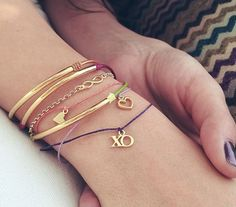 Get a 15% discount at Dogeared <3 I love their bracelets!!