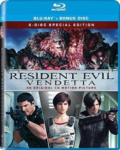 Introducing,   Resident Evil: Ve...   http://www.zxeus.com/products/resident-evil-vendetta-blu-ray?utm_campaign=social_autopilot&utm_source=pin&utm_medium=pin
