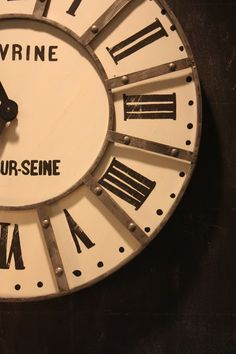 My Sweet Savannah~DIY Restoration Hardware knockoff French Tower Clock!