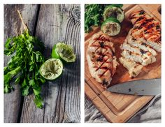 Margarita Chicken by themessybaker #Chicken #Cilantro #Lime #Tequila