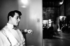 Rock Hudson, 1957, photo by Bob Willoughby