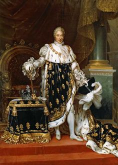 Today is the anniversary of the death in exile in 1836 of that oft-maligned monarch King Charles X of France. King Charles X Image:. French Revolution, Bourbon, French History, Art History, Luis Ix, Charles X, French Royalty, Carolingian, Royals