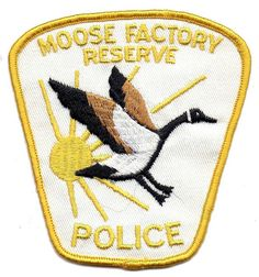 Canada - ON - Moose Factory Reserve (Moose Cree First Nations) Police (defunct 1994), via Flickr.