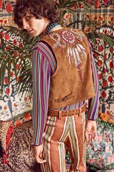 Roberto Cavalli Spring 2017 Menswear