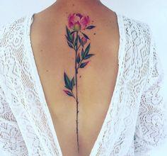 floral tattoo15