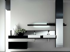 Bathroom Vanity Design That Has Beautiful Form Will Beautify Your Bathroom.  Minimalist And Modern Style House Has Become The Choice Of Homeowners  Lately.