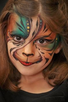 Face Paintings For Kids