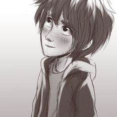 An awesome picture of Hiro :)