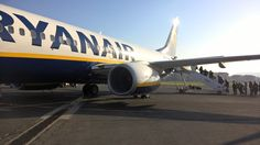 #Ryanair #Rome