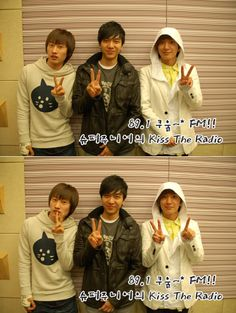 Super Junior's Leeteuk and Eunhyuk radio-talk eating out with Seunggi for the first time ever! [SuKiRa, 6.22.2011] | LSGfan ~ Lee Seung Gi Blog