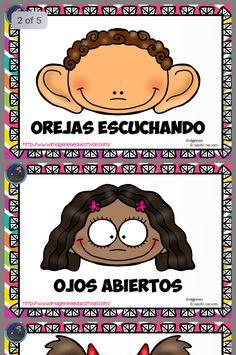 Where To Find Educational Video Games For Kids Spanish Teacher, Spanish Classroom, Teaching Spanish, Classroom Ideas, Library Activities, Spanish Activities, Preschool Rules, Preschool Activities, Dual Language Classroom