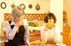 Junjou Romantica #cosplay #anime