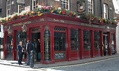 The pubs of Shepherd Market - ie: real proper Mayfair!