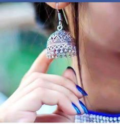 Beautiful earring hide face dp 2016 - Facebook Display Pictures | Youthkorner.com