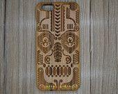 wooden Iphone 6/6 plus case
