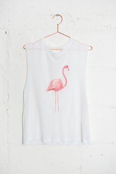 Flamingo Tank – Parc Boutique