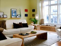 12 Simple Home Staging Tips : Decorating : Home & Garden Television///casual Simple Living Room, Spacious Living Room, Home Staging Cost, House Worth, Sell Your House Fast, Sell House, Simple House, Living Room Furniture, Living Rooms