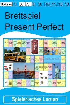 Simple Present Test mit Lösung - PDF und Docx – Englisch | teach ...