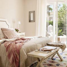 Decora el dormitorio a favor del amor