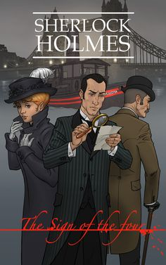 Intro to Classics - Sherlock Holmes, The Sign of the Four ($1.99). Available now in Amazon.com