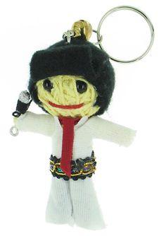 Elvis Presley Voodoo String poupée Singer King du par NinjaBobShop