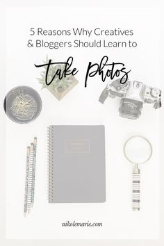 Why should Creatives learn to take photos? I'll share exactly why they need to learn photography. Photography Branding, Photography Business, Photography Tips, Wedding Photography, Creative Business, Business Tips, Online Business, Blogging For Beginners, Blog Tips