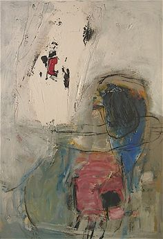 """Untitled  By denys arel  Acrylics on canvas  26"""" x 18"""""""