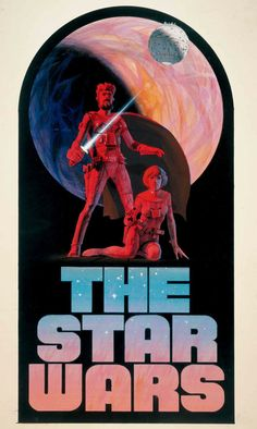 Sci-fi Covers | gameraboy: In the second draft of the Star Wars...