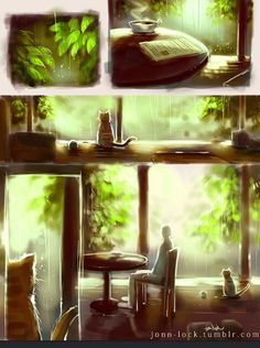 220 best jon lock images anime scenery manga anime door latches rh pinterest com