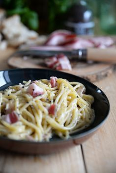 Recept: Authentieke spaghetti Carbonara