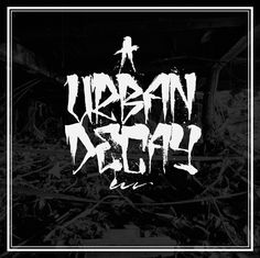 Urban Decay Font | dafont.com