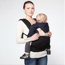Backpacks & Carriers Cheap Price Floral Cotton Ergonomic Baby Carrier Adjustable Baby Sling 5 Carry Ways Multifunctional Kangaroo Baby Applicable 3 To 36 Months Harmonious Colors