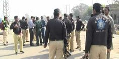 Three men gunned down in #Lahore