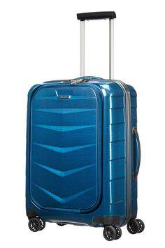 Samsonite Lite-Biz Spinner 55cm Electric Blue