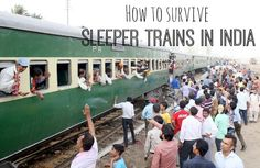 If you're travelling to India on a budget then you'll probably take an overnight train. Here are my survival tips for an sleeper trains in India.