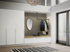 16 Elegant Scandinavian Hallway Designs That Can Improve Your Home entrance hall ideas Flur Design, Hallway Designs, House Entrance, Entrance Halls, Hall House, Living Room Interior, Interior Livingroom, Home And Living, Interior Inspiration