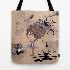 Matita's Art Tote Bag