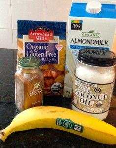 Gluten Free Vegan Pancakes!
