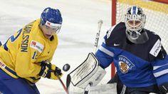 Kahkonen shines as Finland reaches gold medal game