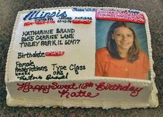 Drivers License Cake by Creative Cakes - Tinley Park, via Flickr