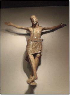 Jesus Christ, Late Gothic sculpture. Nelson-Atkins Museum of Art, Kansas City