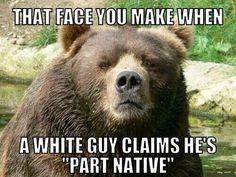 Kodiak bear (Ursus arctos middendorffi), also known as the Kodiak brown bear or the Alaskan grizzly bear or American brown bear The Funny, Funny Stuff, Funny Things, Random Stuff, Awesome Stuff, Funny Bears, Bear Face, Hobby Horse, Funny Animals