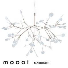 Moooi Heracleum ceiling light  3dsmax