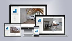 Cox Construction Responsive Website.  Asked by a local builder to design a website that clients could visit to view their work - we designed the following. Nicely structured, with clean lines and a soft balance of colour. Suitable for viewing on all screen sizes it incorporates a wide format slide show on the home page and a user friendly gallery of projects that portrays their standard of work very nicely - and works perfectly within the design of the site.  www.coxconstruction-stives.co.uk