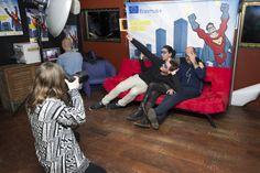 Soirée de lancement du programme Erasmus+ avec Animation photo IBOAT- Bordeaux - Le 16 janvier 2014////////////// Copyright Sophie Pawlak