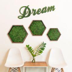 Decorate your home or office with our live and preserved moss and floral art. Moss Wall Art, Moss Art, Diy Wall Art, Wall Decor, Flower Artwork, Oliver Gal, Bedroom Designs, Decorating Your Home, Wood Projects